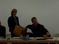 Bild 0 von Meint Habbinga und Gerhard Jacobs vertreten den Bürgermeister
