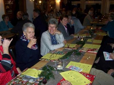 """Bild 0 von Senioren-Weihnachtsfeier fand diesmal im """"Westend"""" statt"""