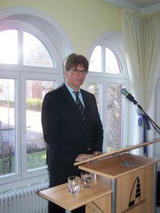 Bild 0 von Neujahrsempfang mit neuem Bürgermeister und Orgelmusik