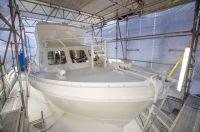 Bild 0 von Neues Juister Rettungsboot wird auch hier im Hafen getauft