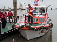 Bild 8 von Nach 24 Jahren wurde wieder ein Rettungsboot auf Juist getauft