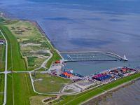 Bild 3 von Ein neuer Priel könnte Verbesserungen im Hafenschlauch bewirken
