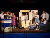 Bild 0 von Theater AG der Inselschule brachte Dreiakter auf die Bühne