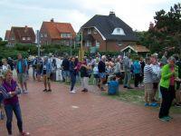 """Bild 3 von """"Loog in Flammen"""" zieht auch Gäste aus dem Dorf an"""