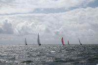 Bild 1 von Reichlich Wind bei diesjähriger Segelregatta