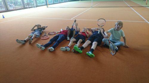 Bild 0 von Jugendcamp des Juister Tennisclubs am Meer