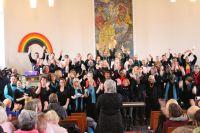 Bild 6 von Gemeinsames Gospelkonzert erstmalig mit Bläserunterstützung