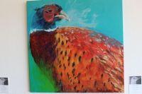 Bild 0 von Ausstellungseröffnung mit tierischen Bildern von Ted van Melick