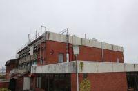 Bild 3 von Auftragsvergabe für Dachumrandung am HdK gestaltet sich schwierig