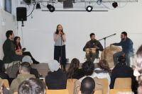 Bild 1 von Präsentation geht von Juist aus nach Berlin und in den Kaukasus