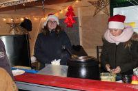 Bild 2 von Weihnachtliche Musik mit dem Musikzug auf dem Kurplatz