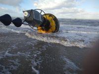 Bild 3 von Auch in diesem Winter gibt es wieder eine Tonne auf dem Strand