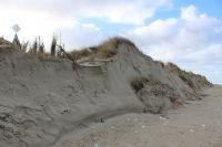 Bild 3 von Dünenabbrüche und Strandmüll bewegen die Inseln