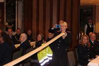 Bild 2 von Beachtlicher Einsatz-Jahresrückblick bei Feuerwehrversammlung
