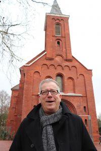 Bild 0 von Pfarrer Christof Hentschel auch für katholische Kirchengemeinde Juist zuständig