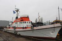 """Bild 0 von Borkum und Düsseldorf bekommen einen Seenotkreuzer """"Hamburg"""""""