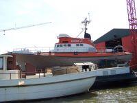 """Bild 4 von Borkum und Düsseldorf bekommen einen Seenotkreuzer """"Hamburg"""""""