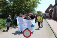 """Bild 5 von Insel-Ortsgruppe von """"Fridays for Future"""" gibt es nur auf Juist"""