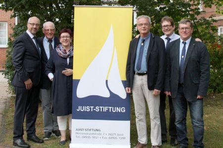 Bild 0 von Ehrung für JNN-Redakteur beim Stifterforum der Juist-Stiftung