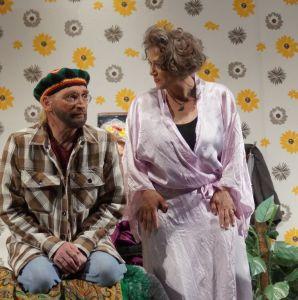 Bild 0 von Theatergruppe vom Heimatverein steht vor weiterer Aufführung