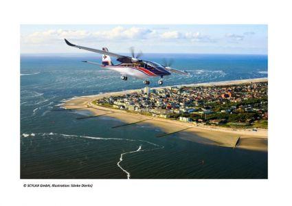 """Bild 0 von FLN – """"Die Inselflieger"""" stellt die Weichen auf Zukunft"""