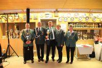 Bild 2 von Juister Schützenverein zu Besuch auf dem Norderneyer Schützenball