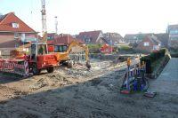 Bild 1 von Bau von Ferienwohnungen und –häusern auf Juist im vollen Gange