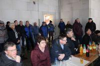 Bild 4 von Landkreis Aurich lud zum Richtfest der neuen Rettungsstation ein