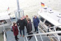 Bild 6 von Landkreis Aurich lud zum Richtfest der neuen Rettungsstation ein