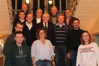 Bild 0 von Habbo Habbinga ist seit 70 Jahren Mitglied im SKJ