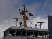 """Bild 1 von """"Frisia VI"""" befördert nun Fahrgäste und die Fracht"""