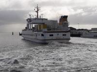 """Bild 2 von """"Frisia VI"""" befördert nun Fahrgäste und die Fracht"""