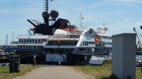 Bild 9 von Partyschiffe, Oldtimer und Museumsschlepper im Inselfährdienst