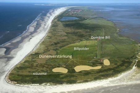 Bild 0 von Küstenschutzvorhaben an der Bill beginnt in der kommenden Woche