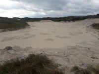Bild 0 von Küstenschutzmaßnahme hinterließ Sandloch in den Dünen