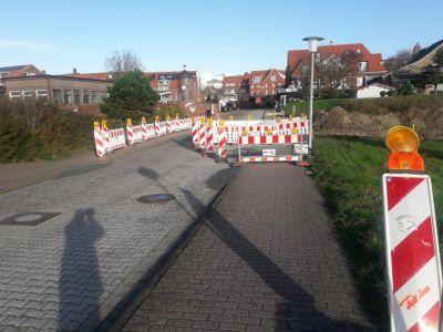Bild 0 von Winterzeit ist Bauzeit: Anbindung zur Rettungsstation