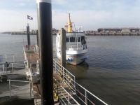 Bild 0 von Winterzeit ist Bauzeit: Neuer Anleger im Inselhafen