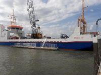 Bild 2 von Winterzeit ist Bauzeit: Neuer Anleger im Inselhafen