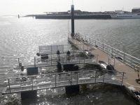 Bild 5 von Winterzeit ist Bauzeit: Neuer Anleger im Inselhafen