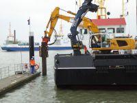 Bild 6 von Winterzeit ist Bauzeit: Neuer Anleger im Inselhafen