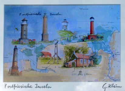 Bild 0 von Interessantes Bild der sieben Inseln wird versteigert