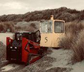 Bild 0 von Winterzeit ist Bauzeit: Alter Strandrettungsturm wird restauriert