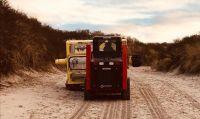 Bild 6 von Winterzeit ist Bauzeit: Alter Strandrettungsturm wird restauriert