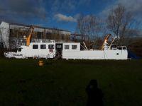 Bild 7 von Schiffe werden für die Zeit nach dem Lockdown in Oldersum fit gemacht