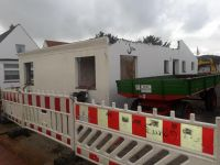 Bild 2 von Winterzeit ist Bauzeit: Siedlungshaus musste Neubau weichen