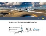 Bild 0 von Neue Website der drei Wattenmeer-Nationalparks ist online