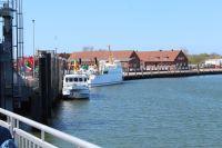 """Bild 4 von Reederei Frisia führt Testfahren mit Katamaran """"Adler Rüm Hart"""" durch"""