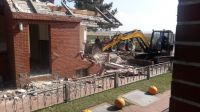 """Bild 1 von Frühlingszeit ist Bauzeit: Haus """"Salamander"""" ist Geschichte"""