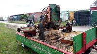 Bild 1 von Interessante Objekte an der Müllumschlagstation am Hafen