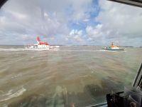 """Bild 1 von """"Otto Schülke"""" ist wieder auf Norderney zurück"""